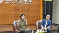 Deputi Gubernur Senior Bank Indonesia, Destry Damayanti di Gedung Thamrin Bank Indonesia, Jakarta Pusat. Merdeka.com/Nisya