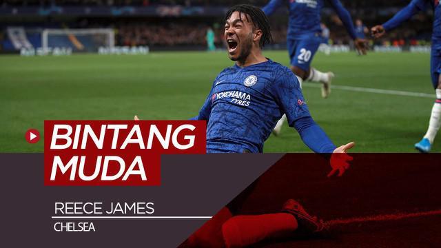 Berita video tentang Reece James, yang menjadi pahlawan di usia muda bagi Chelsea saat menghadapi Ajax pada matchday 4 Grup H Liga Champions 2019-2020.