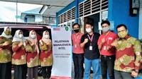 Dinas Perinustrian dan Perdagangan menggelar pelatihan manajemen ritel bagi pelaku UMKM di Kota Bengkulu