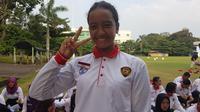 Gloria Natapradja Hamel, Calon Paskibraka Perwakilan Jawa Barat, Sempat Menemukan Kendala Lantara Ia Memiliki Dua Kewarganegaraan. Namun Ia Membutikan Bahwa Mampu dan Berhasil Lolos Seleksi Paskibraka Tingkat Nasional