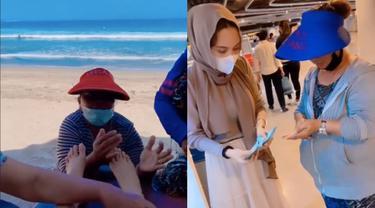 Viral Pijit dan Perawatan Kaki Di Pantai Bali, Wanita Ini Dapat Tagihan Rp 2,6 Juta