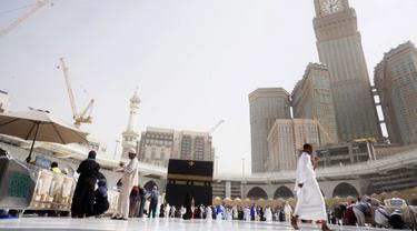 Saudi Terkonfirmasi Corona, Begini Suasana Kota Makkah