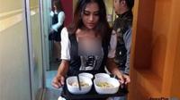 Bakmi Janda lagi viral, apa yang membedakan kedai bakmi yang satu ini dengan bakmi lainnya? (Foto: JawaPos.com/Dida Tenola)