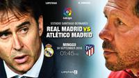 Prediksi Real Madrid Vs Atlético Madrids (Liputan6.com/Trie yas)