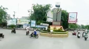 Kondisi Tanjung Balai Pasca-Kerusuhan