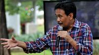 Djarot Saiful Hidayat Calon wakil gubernur DKI Jakarta (Liputan6.com/Miftahul Hayat)