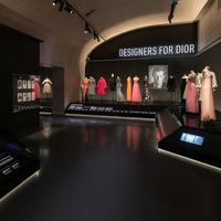 Pameran Christian Dior: Designers of Dreams di Shanghai. Sumber foto: Document/Dior.