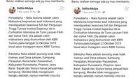 Nata Sutisna (18) pemuda asal Desa Selawi, Kecamatan Pasawahan, Kabupaten Purwakarta, mendadak jadi perbincangan hangat warga Purwakarta. (Liputan6.com/ Abramena)