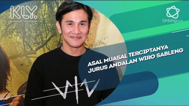 Vino Bastian ungkap asal muasal jurus Kunyuk Melempar Buah.