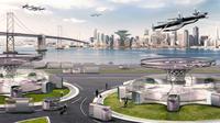 Hyundai Ingin Mobil Terbang Cepat Jadi Kenyataan (Carscoops)