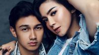 Immanuel Caesar Hito dan Felicya Angelista (Foto: Instagram/@hitocaesar)
