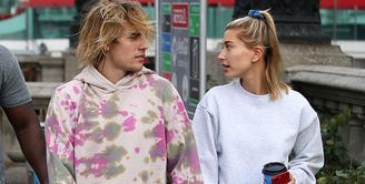 Hubungan Justin Bieber dan Hailey Baldwin memang bisa dibilang super cepat. (Shutterstock/HollywoodLife)