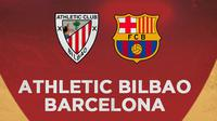 Copa del Rey - Athletic Bilbao Vs Barcelona (Bola.com/Adreanus Titus)