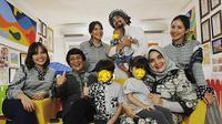 Potret Harmonis Kak Seto dan Keluarga. (Sumber: Instagram.com/kaksetosahabatanak)