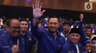 Terpilih Aklamasi, AHY Gantikan SBY Jadi Ketum Demokrat