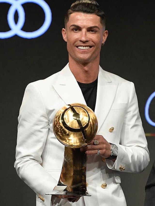 Cristiano Ronaldo. (Foto: Instagram @cristiano)
