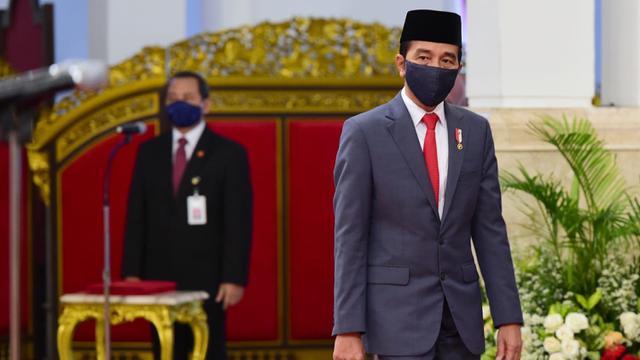 Larang Warga Mudik Lebaran, Ini Alasan Jokowi - News Liputan6.com