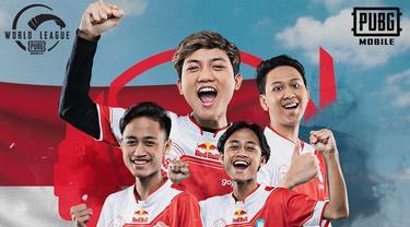 Tim eSports dari Indonesia, Bigetron Red Aliens (BTR RA) berhasil menjadi juara dunia lagi pada PUBG Mobile World League (PMWL) East Season Zero. (Dok. PUBG Mobile)