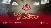 Sebanyak 16 tim dari 16 kampus yang berbeda akan bertanding untuk memperebutkan tiket atau lolos ke babak Quarter Final.