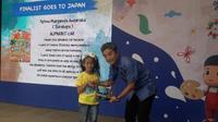 Toyota Dream Car Art Contest Indonesia 2018 menjadi bagian dari perayaan Hari Anak. (Yurike/Liputan6.com)
