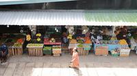 Pasar Pucang Anom Surabaya (Foto: Liputan6.com/Dian Kurniawan)