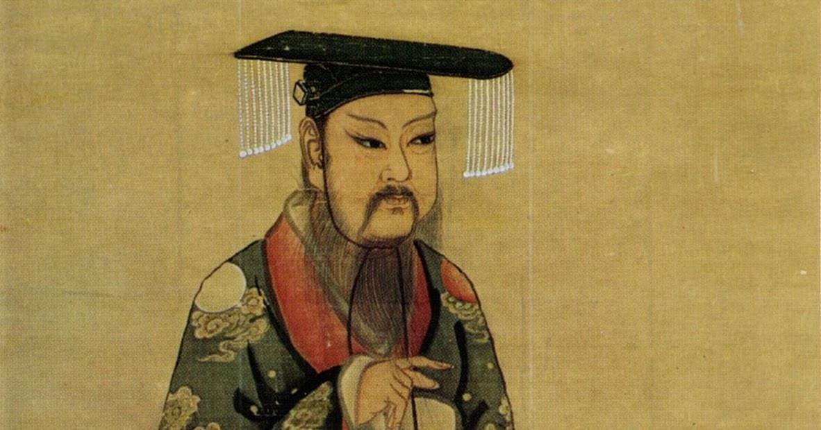Tang dari Shang,  raja pertama dari dinasti Shang di Tiongkok. Source: http://herodotohistoriant.blogspot.com