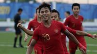 5 Gaya Selebrasi Gol Osvaldo Haay bersama Timnas U-23, Calon Top Skor (sumber: Instagram.com/valdo_haay)