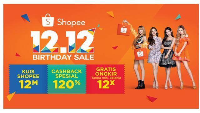 Acara Road To 12 12 Birthday Sale Meriah Blackpink Sukses Hipnotis Penonton Showbiz Liputan6 Com