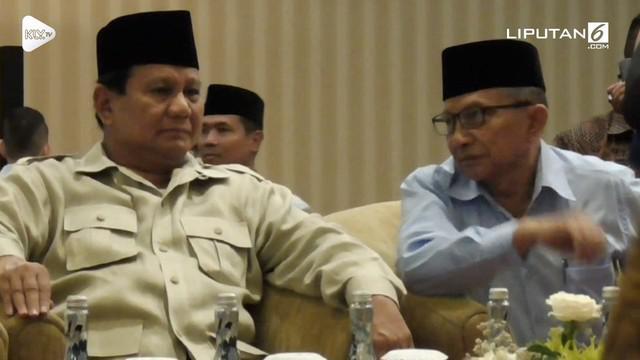 Dalam pidatonya Prabowo kembali menggunakan kata Tampang-tampang. Tampang apa yang dipakai Prabowo kali ini?