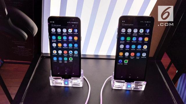 Samsung Galaxy A6 Dan A6 Plus Resmi Masuk Indonesia Ini Harganya
