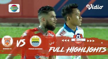 Berita video highlights Shopee Liga 1 2019, Borneo FC vs Persib Bandung yang berkahir dengna skor 0-1, Rabu (11/12/2019).