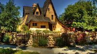 Penduduk mengatakan rumah yang disebut sebagai Spadena House ini mengingatkan mereka pada kisah Hansel dan Gretel.