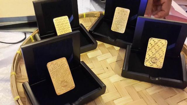 Ingin Nabung Emas Di Antam Begini Caranya Bisnis Liputan6com