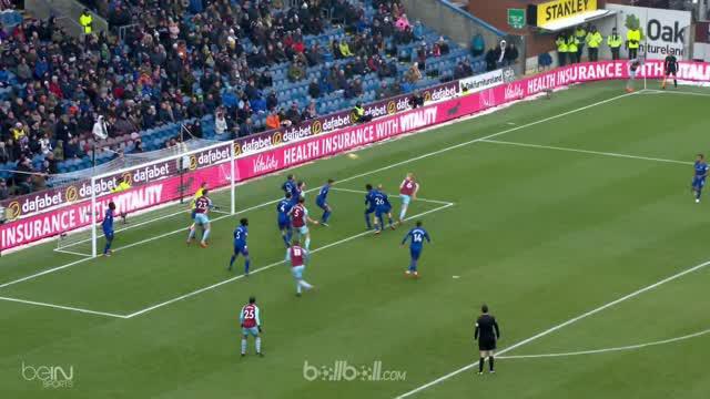 Burnley sukses membalikkan keadaan dan memastikan kemenangan atas tamunya Everton dengan skor 2-1 dalam laga lanjutan Liga Inggris...