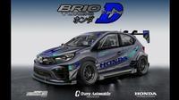 Pemenang Honda Brio Virtual Modification (V-Mod) #3. (HPM)