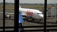 Lion Air (Liputan6.com/Helmi Fithriansyah)