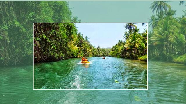 wisata sungai maron pacitan Selain Wisata Arkeologi 3 Tempat Di Pacitan Wajib