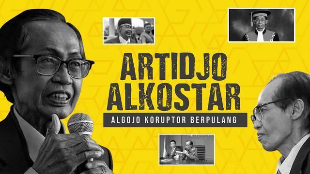 Artidjo Alkostar bukan orang sembarang, ia menorehkan karir profesional di dunia hukum sepanjang hidupnya.