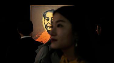 Lukisan Mao Zedong