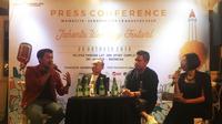 Press Conference Jakarta Weekday Festival (Foto: Timothy Juliano)