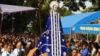 Potret Tradisi Semana Santa di Larantuka, NTT. (dok. Instagram @kupangnet / https://www.instagram.com/p/BUirFmGBlwO/?igshid=1uzqb5g6cfcp6 / Dinda Rizky)