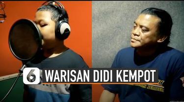 Almarhum Didi Kempot tidak hanya meninggalkan lagu-lagu berkesan, namun juga bakat.