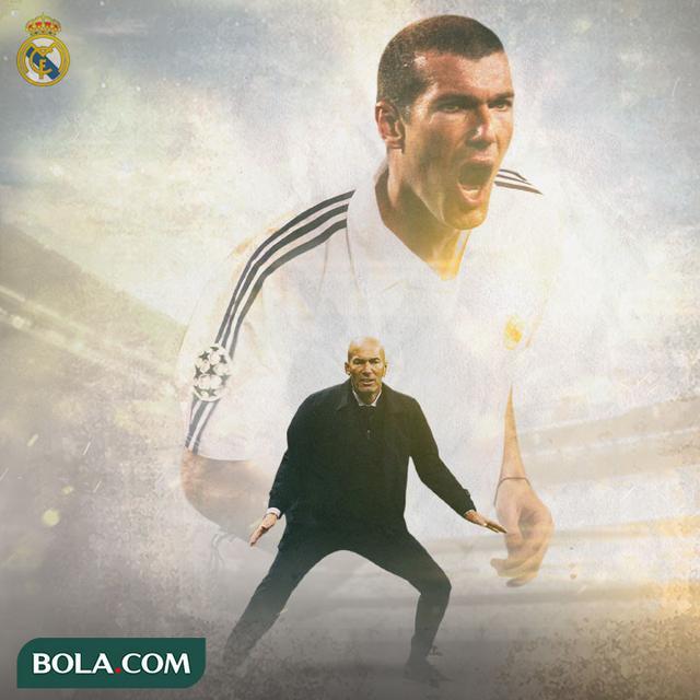 17 Kata Kata Bijak Dan Inspiratif Zinedine Zidane Legenda Hidup Timnas Prancis Dan Real Madrid Spanyol Bola Com