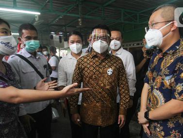 Tekan Penyebaran Covid-19, 500 Ribu Masker Medis AICE Dibagikan Secara Gratis