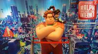 Disney's Ralph Breaks The Internet : Wreck-It Ralph 2. foto: istimewa