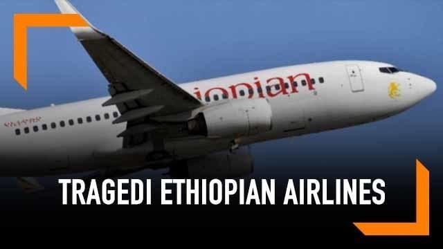 149 Penumpang dan kru kabin, 8 orang, dikonfirmasi tewas usai pesawat Ethiopian Airlines jatuh pada pagi ini. Penerbangan ET302 itu mengalami insiden nahas setelah enam menit lepas landas dari Addis Ababa, ibu kota Ethiopia.