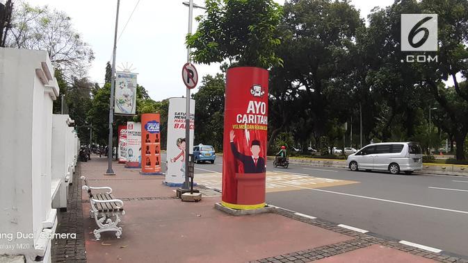 Hasil kamera Galaxy M20 menggunakan lensa wide angle (Liputan6.com/ Agustin Setyo W)