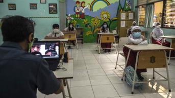 Perlindungan untuk si Kecil yang Sudah Mulai Pembelajaran Tatap Muka