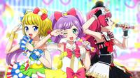 Anime PriPara. (Tatsunoko Production / DongWoo A&E)