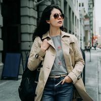 3 Inspirasi Fashion Street Style ala Cewek Korea, Simpel Tapi Tetap Elegan